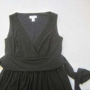 Ann Taylor LOFT Dress 0 Womens Sleeveless Empire